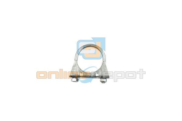 Anbausatz Rohr ab Katalysator OPEL CORSA B 1.0i Fließheck 96-00 Auspuffanlage