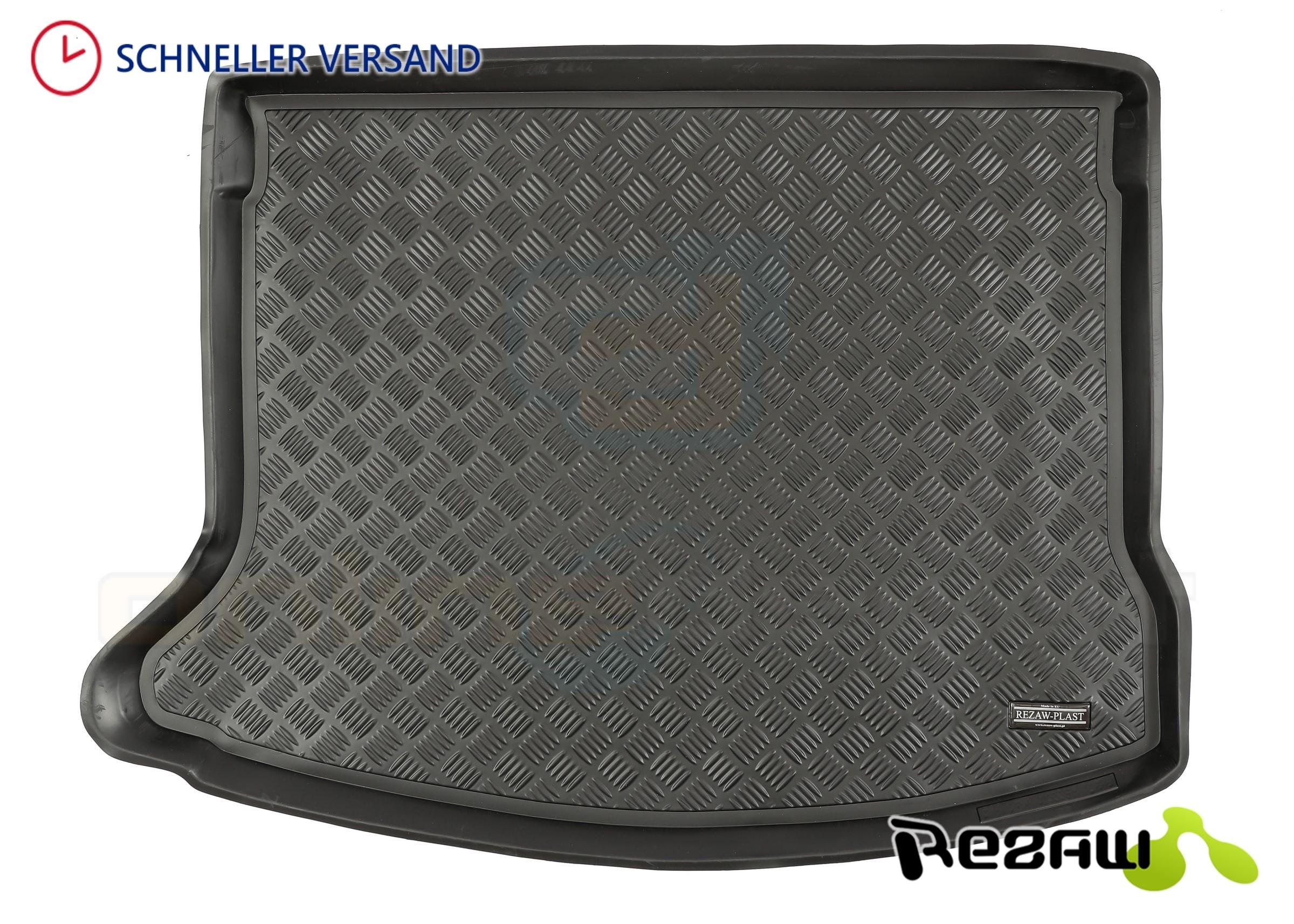 Kofferraumwanne SET für Mazda 3 Fließheck 2009-2013 3D TPE Gummimatten