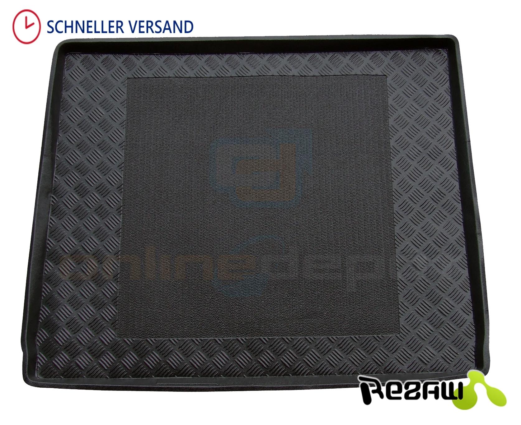 Kofferraum Wanne Schale Matte für Ford S-Max 2006-2014 7-Sitzer 3 Reihe flach