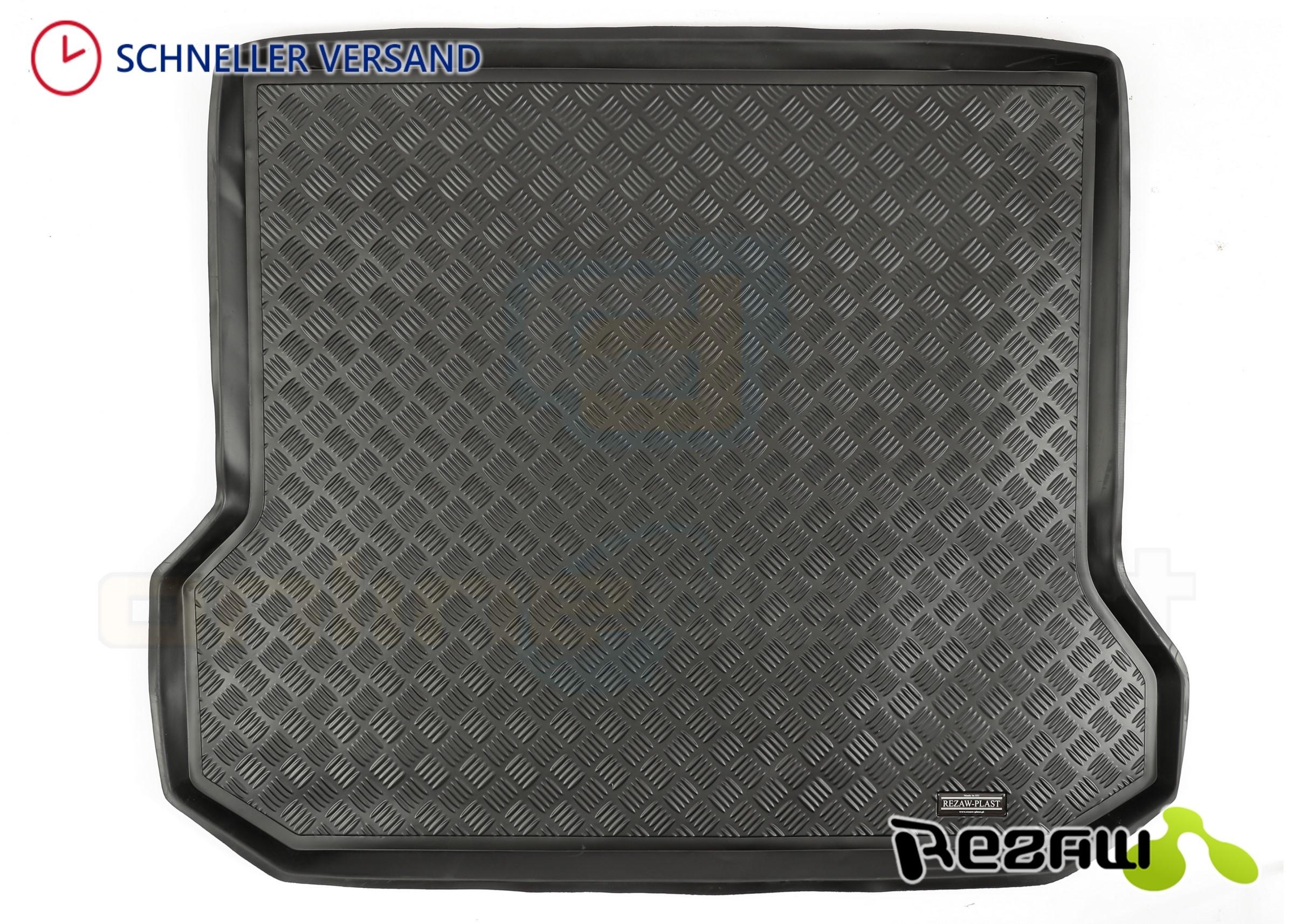 2007-2016 Kofferraumwanne Antirutsch passend für Volvo V70 Kombi Bj