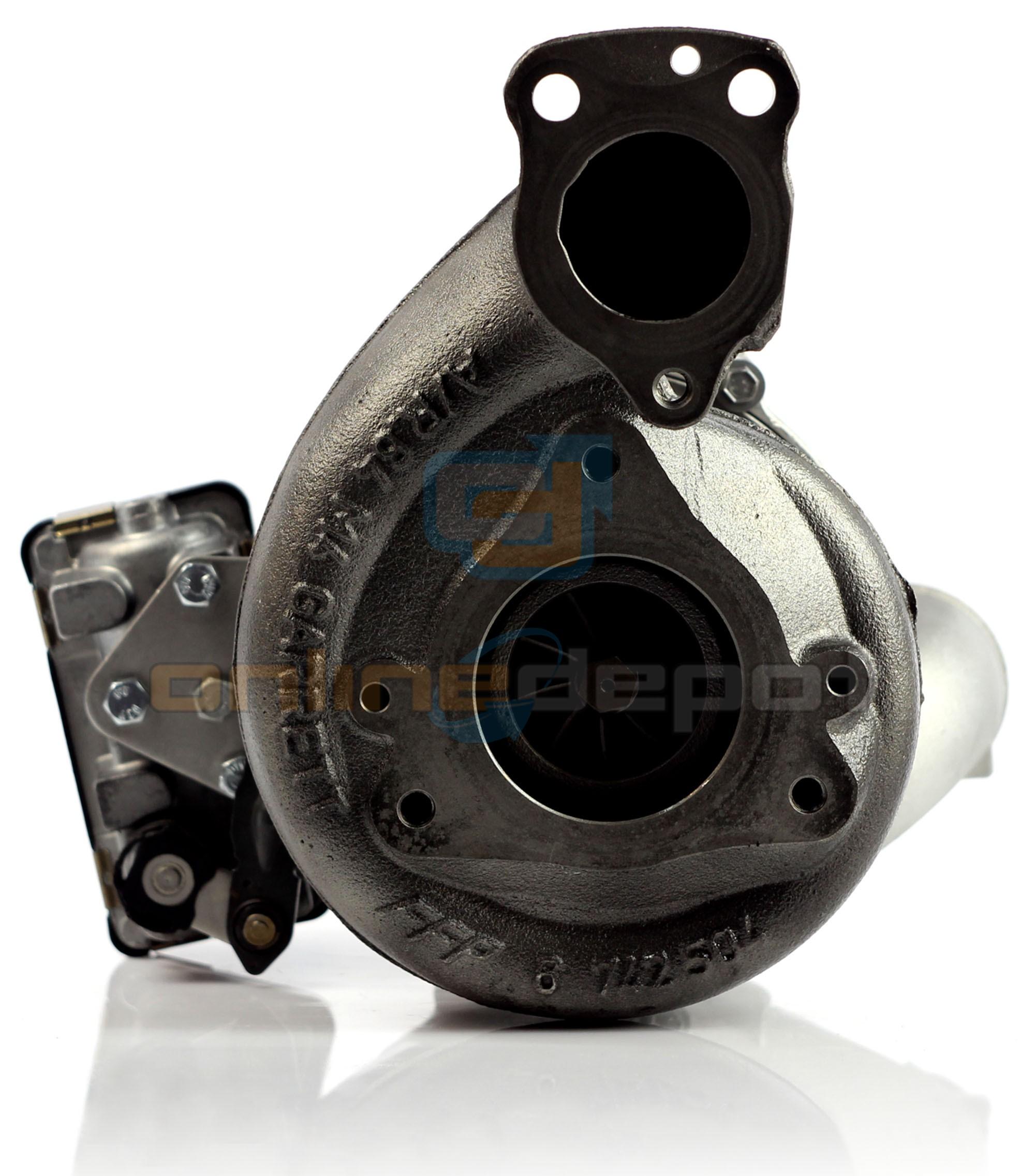 224PS Original Turbolader Mercedes 320 CDI E Klasse W211 C Klasse W203 165KW