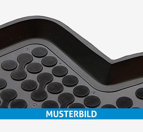 gummi fu matten seat ibiza 6j 4tlg 2008 2017 gummimatten. Black Bedroom Furniture Sets. Home Design Ideas